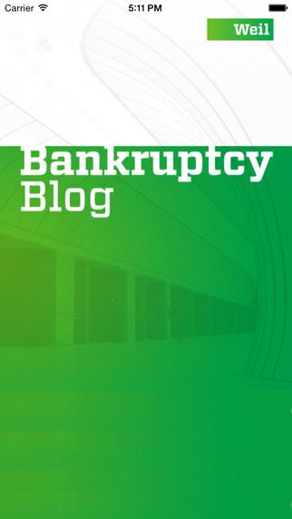 Weil Bankruptcy Blog