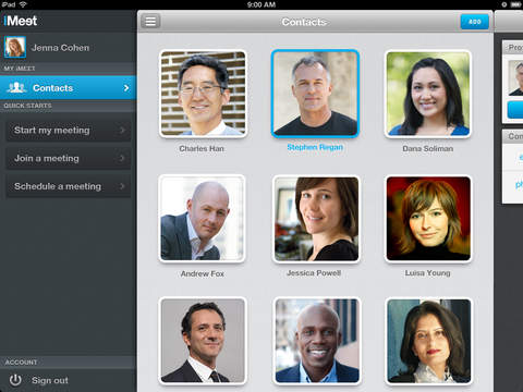how to give control to others in webex