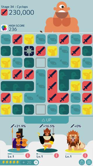 MUJO - 集砖块打怪兽[iOS]丨反斗限免