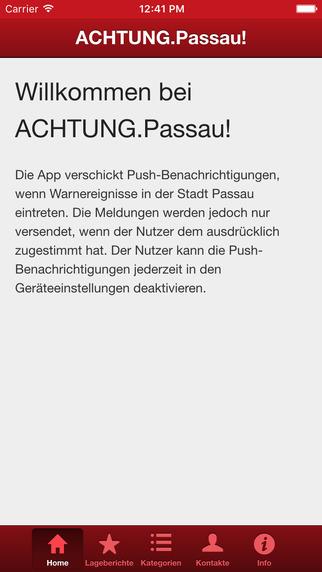 ACHTUNG.Passau