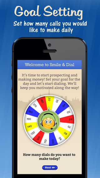 Smile Dial PRO: Sales Tracker
