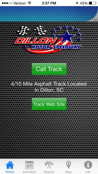 DMS Track Info