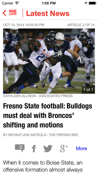 Bulldog Buzz – Sports News Schedules Scores and Stats for the Fresno State Bulldogs