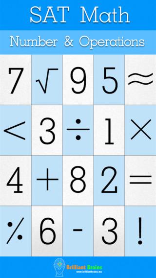 SAT Math : Number Operations Lite