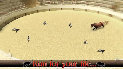 Angry Bull Attack - Real matador simulation game