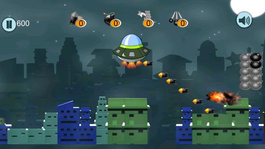 Crazy Alien Earth Invasion - top aeroplane shooting game