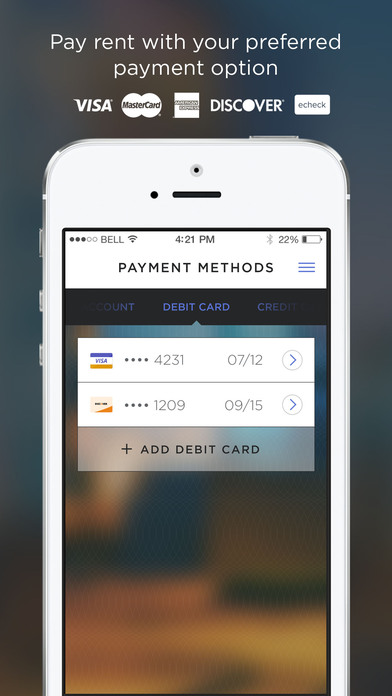 RentPayment iPhone Screenshot 3