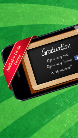 Graduation - a Trivia Game