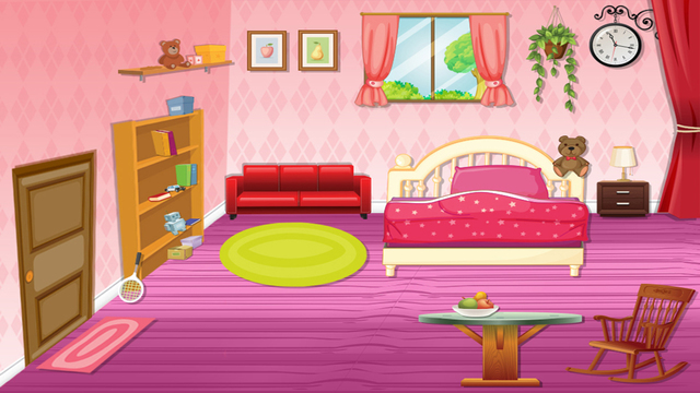 Princess Room Cleanup - Cleaning decoration game
