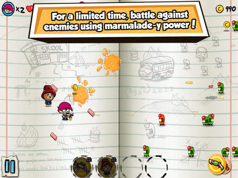 Screenshot #1 for Scribble Hero