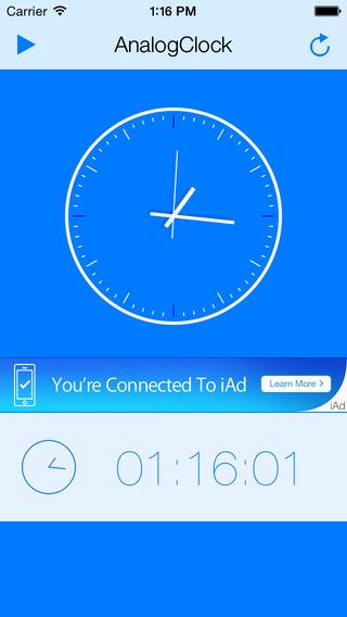 SHP Analog Clock