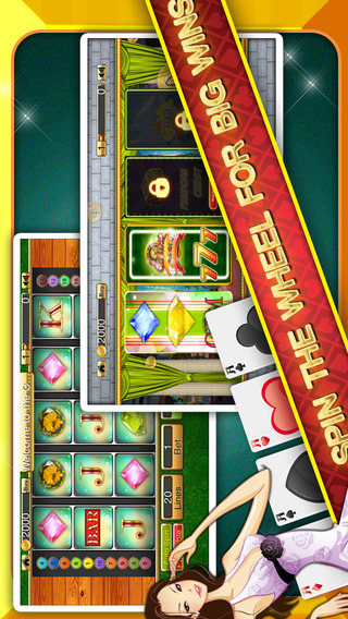 `` Aces Slots Game of Cash - Top Crazy Casino Party Free