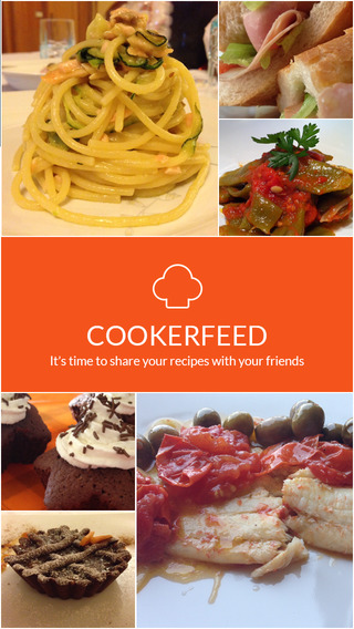 Cookerfeed - Share and discover new recipes to enhance your kitchen