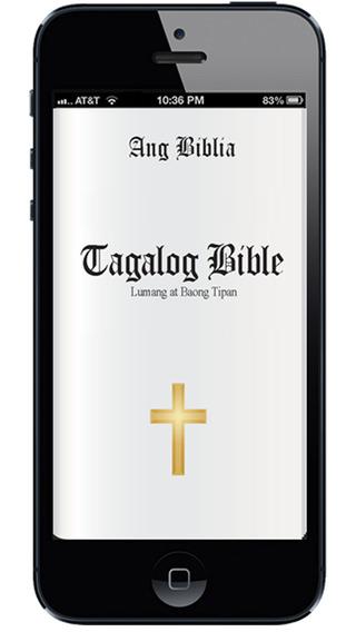 Tagalog Bible FREE