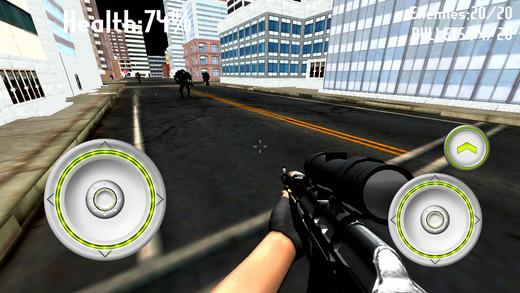 City Shoot-er enemy assasin game for free