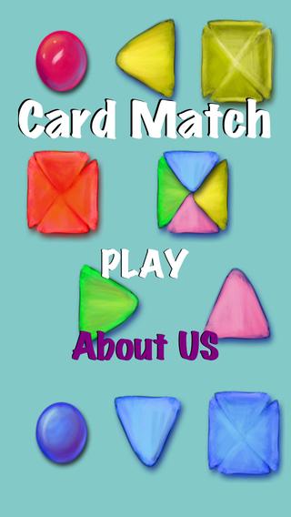 Card Memory Match