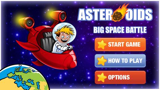 Star Rider - Space Wars Game