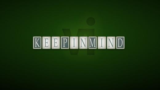 KEEP-IN-MIND