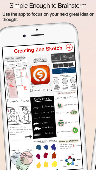 Zen Sketch - The Art of Drawing and Sketching