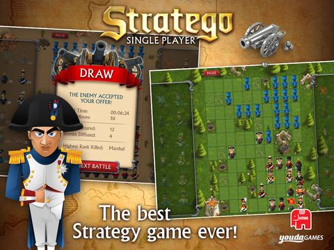 Stratego iPad Screenshot 1