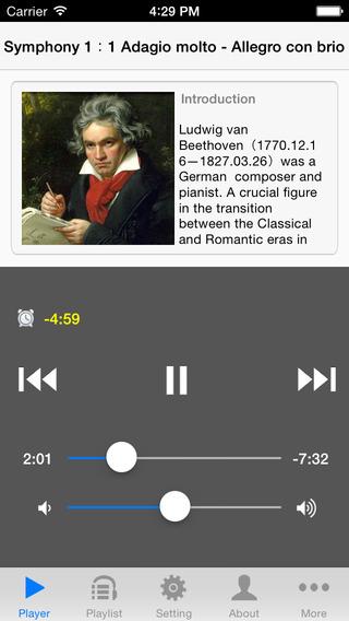 Beethoven Symphony