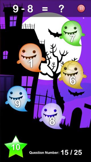 Halloween Maths - Free