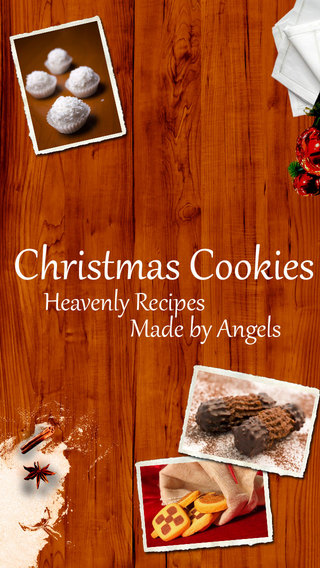 Christmas Cookies - Heavenly Recipes Made by Angels