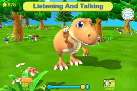 talking rexor                      说到恐龙rexor有八个有趣的