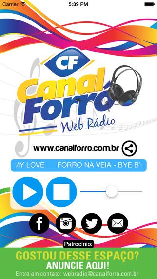 Rádio Canal Forró