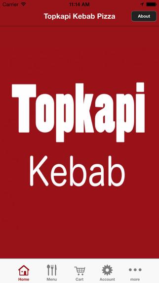 Topkapi Kebab and Pizza