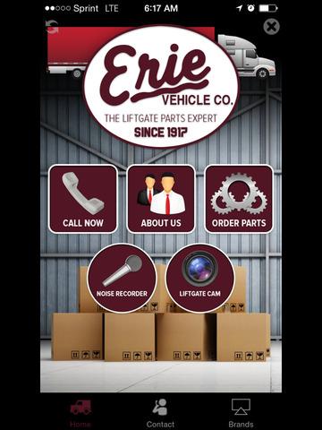 玩商業App|Erie Vehicle Co免費|APP試玩