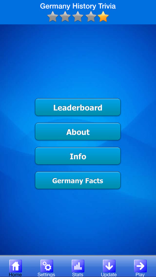 Germany History Trivia Game