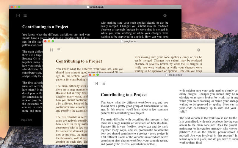 Yet EPUB Reader Screenshot - 3