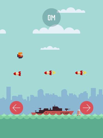Captain Rocket Screenshot