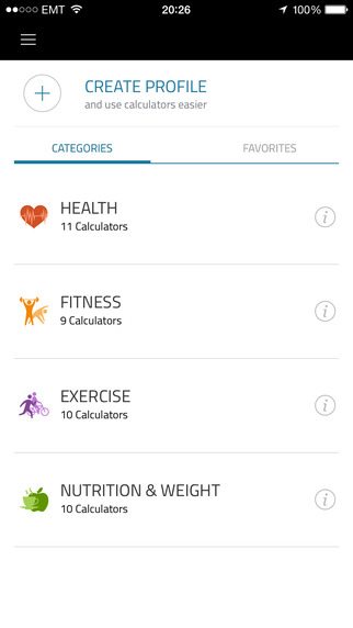 FitCalc Pro: Fitness calculator to help you find your ideal weight bmi and overall body analysis