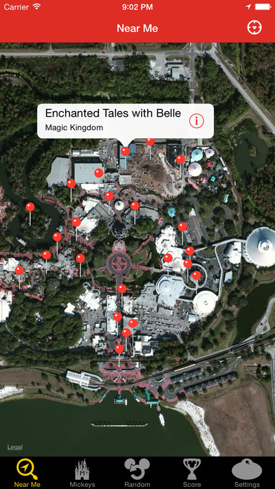 Hidden Mickeys: Walt Disney World Edition Screenshot