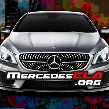 Mercedes CLA Forums LOGO-APP點子
