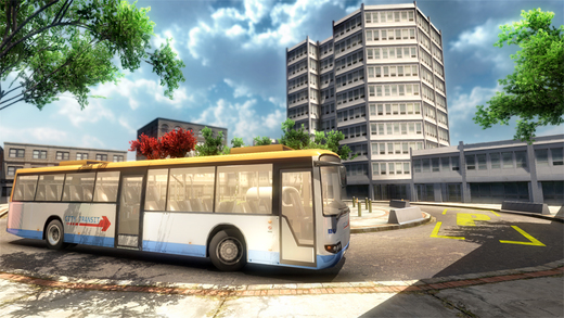 City Bus Driver Unlimited