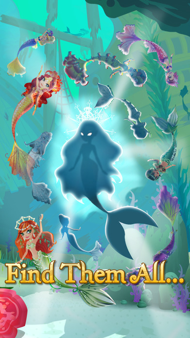 Screenshots of Mermaid World for iPhone