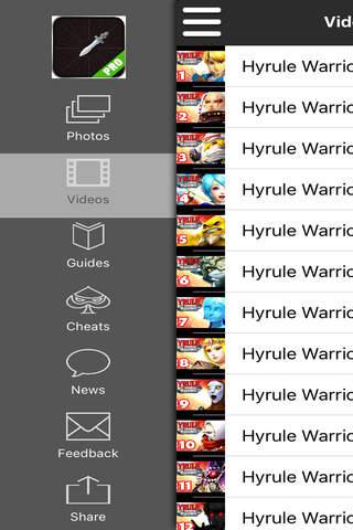 Game Pro Guru - Hyrule Warriors Version screenshot 2
