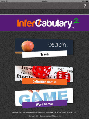 InferCabulary 2