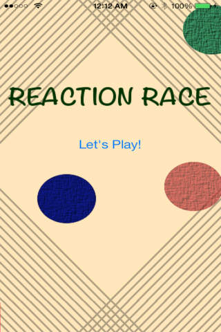 Reaction Race screenshot 1