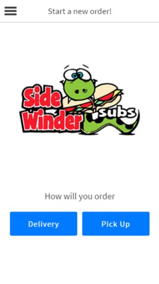 Sidewinder Subs