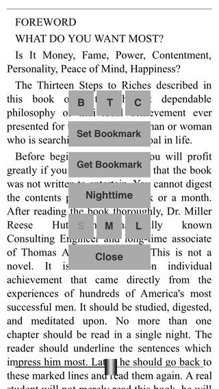 eBook: A Christmas Carol iPhone Screenshot 2
