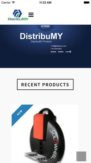 DistribuMY - Tech Shopping