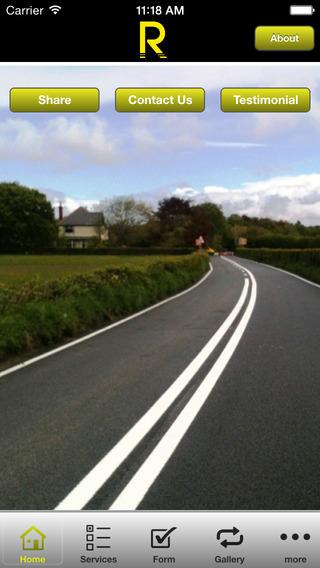 Brent Roebuck Roadmarkings Ltd