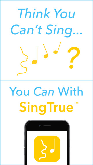 SingTrue - Discover your musical voice and learn to sing in tune to become a pitch perfect singer