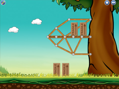 Screenshot #4 for SimplePhysics