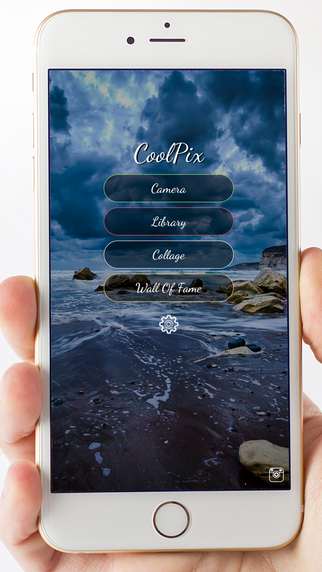 CoolPix - Photo editor for HD Effects Collages Filters and Overlays.