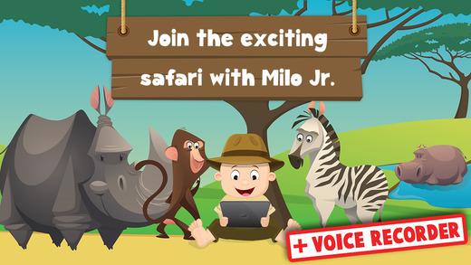 Milo's Photo Safari
